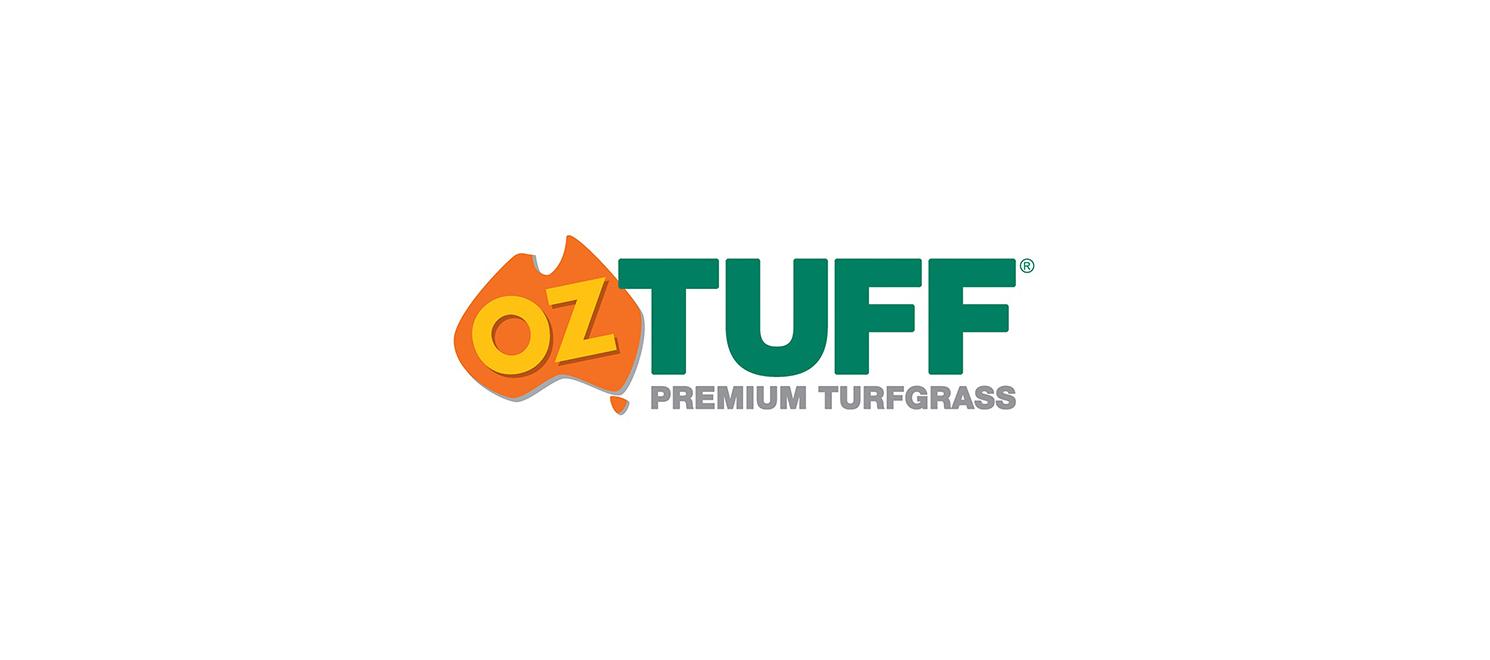 Oz tuff logo turf finder